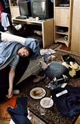 Clutter bedroom
